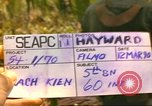 Image of 60th Infantry Regiment Rach Kien Vietnam, 1970, second 2 stock footage video 65675057987