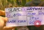 Image of 60th Infantry Regiment Rach Kien Vietnam, 1970, second 6 stock footage video 65675057987