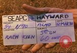 Image of 60th Infantry Regiment Rach Kien Vietnam, 1970, second 8 stock footage video 65675057988