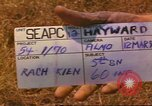 Image of 60th Infantry Regiment Rach Kien Vietnam, 1970, second 10 stock footage video 65675057988