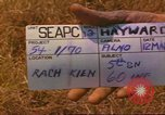 Image of 60th Infantry Regiment Rach Kien Vietnam, 1970, second 12 stock footage video 65675057988