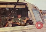Image of 9th Infantry Division Ben Luc Vietnam, 1970, second 12 stock footage video 65675057993