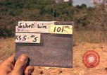 Image of 101st Airborne Division Southeast Asia, 1966, second 4 stock footage video 65675057995