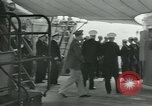Image of Atlantic Conference Newfoundland, 1941, second 5 stock footage video 65675058016