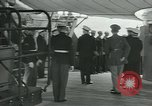 Image of Atlantic Conference Newfoundland, 1941, second 9 stock footage video 65675058016