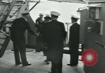 Image of Atlantic Conference Newfoundland, 1941, second 7 stock footage video 65675058017