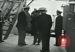 Image of Atlantic Conference Newfoundland, 1941, second 8 stock footage video 65675058017