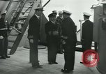 Image of Atlantic Conference Newfoundland, 1941, second 9 stock footage video 65675058017