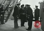 Image of Atlantic Conference Newfoundland, 1941, second 10 stock footage video 65675058017
