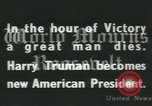 Image of Franklin D Roosevelt United States USA, 1945, second 7 stock footage video 65675058021
