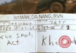 Image of Battle of Khe Sanh Khe Sanh Vietnam, 1968, second 10 stock footage video 65675058034