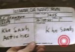 Image of Battle of Khe Sanh Khe Sanh Vietnam, 1968, second 1 stock footage video 65675058036