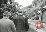 Image of Mexican American orange pickers Farmersville California USA, 1968, second 2 stock footage video 65675058039