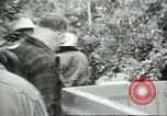 Image of Mexican American orange pickers Farmersville California USA, 1968, second 4 stock footage video 65675058039