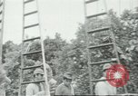 Image of Mexican American orange pickers Farmersville California USA, 1968, second 10 stock footage video 65675058040
