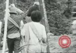 Image of Mexican American orange pickers Farmersville California USA, 1968, second 2 stock footage video 65675058041