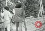 Image of Mexican American orange pickers Farmersville California USA, 1968, second 4 stock footage video 65675058041