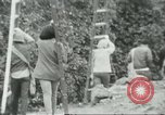Image of Mexican American orange pickers Farmersville California USA, 1968, second 10 stock footage video 65675058041