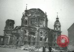 Image of Berliner Sportspalast and city in ruins end World War II Berlin Germany, 1945, second 8 stock footage video 65675058047