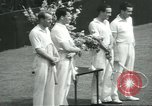 Image of Open Men's Doubles Brookline Massachusetts USA, 1931, second 11 stock footage video 65675058049