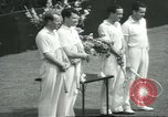 Image of Open Men's Doubles Brookline Massachusetts USA, 1931, second 12 stock footage video 65675058049