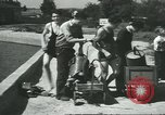 Image of diver's helmet Fitchburg Massachusetts USA, 1931, second 11 stock footage video 65675058052