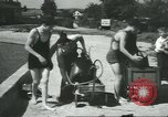 Image of diver's helmet Fitchburg Massachusetts USA, 1931, second 12 stock footage video 65675058052