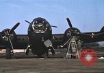 Image of 303rd Bombardment group England Molesworth Airfield, 1942, second 12 stock footage video 65675058064
