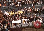 Image of demonstrations Washington DC USA, 1969, second 2 stock footage video 65675058082