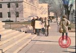 Image of demonstrations Washington DC USA, 1969, second 1 stock footage video 65675058087