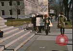 Image of demonstrations Washington DC USA, 1969, second 2 stock footage video 65675058087