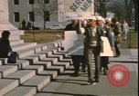 Image of demonstrations Washington DC USA, 1969, second 6 stock footage video 65675058087