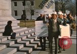 Image of demonstrations Washington DC USA, 1969, second 7 stock footage video 65675058087