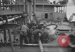 Image of oil tanker United States USA, 1942, second 2 stock footage video 65675058089