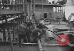 Image of oil tanker United States USA, 1942, second 3 stock footage video 65675058089