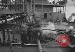 Image of oil tanker United States USA, 1942, second 5 stock footage video 65675058089