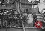 Image of oil tanker United States USA, 1942, second 11 stock footage video 65675058089
