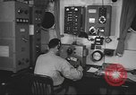 Image of radio telegrapher United States USA, 1942, second 8 stock footage video 65675058090