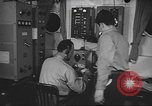 Image of radio telegrapher United States USA, 1942, second 10 stock footage video 65675058090