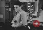 Image of radio telegrapher United States USA, 1942, second 11 stock footage video 65675058090