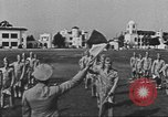 Image of Merchant Marine Officer candidates Kings Point New York USA, 1942, second 2 stock footage video 65675058096