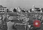 Image of Merchant Marine Officer candidates Kings Point New York USA, 1942, second 4 stock footage video 65675058096