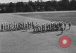 Image of Merchant Marine Officer candidates Kings Point New York USA, 1942, second 1 stock footage video 65675058103