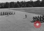 Image of Merchant Marine Officer candidates Kings Point New York USA, 1942, second 10 stock footage video 65675058103