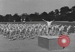 Image of Merchant Marine Officer candidates Kings Point New York USA, 1942, second 4 stock footage video 65675058104