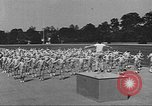 Image of Merchant Marine Officer candidates Kings Point New York USA, 1942, second 5 stock footage video 65675058104