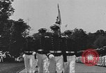 Image of Merchant Marine Officer candidates Kings Point New York USA, 1942, second 4 stock footage video 65675058105