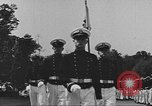 Image of Merchant Marine Officer candidates Kings Point New York USA, 1942, second 5 stock footage video 65675058105