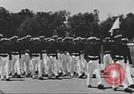 Image of Merchant Marine Officer candidates Kings Point New York USA, 1942, second 9 stock footage video 65675058105