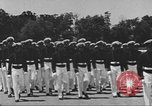 Image of Merchant Marine Officer candidates Kings Point New York USA, 1942, second 11 stock footage video 65675058105